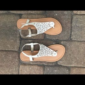 Lightly used Sonoma sandals